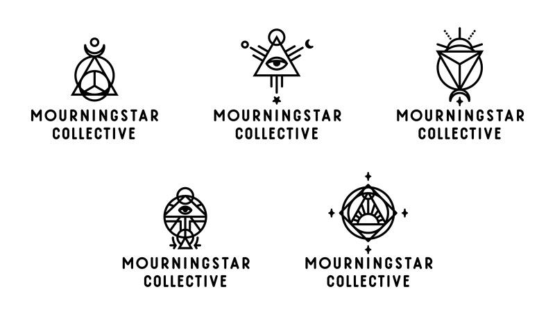 Mourningstar Collective Rob Bratney Graphic Designer