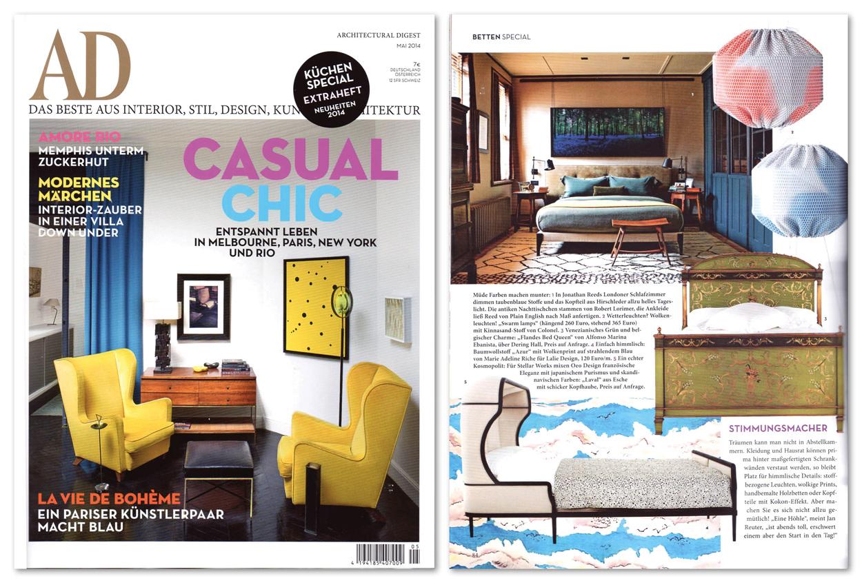 Betten Vintage Stil. Trendy Teiliges Luxusset Mit Tagesdecke Und ...